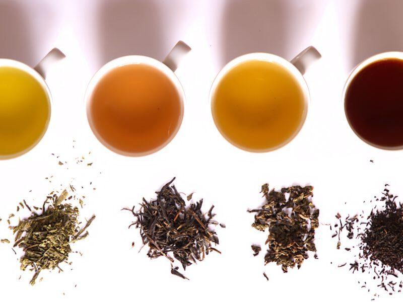 Rodzaje herbat – którą wybrać?