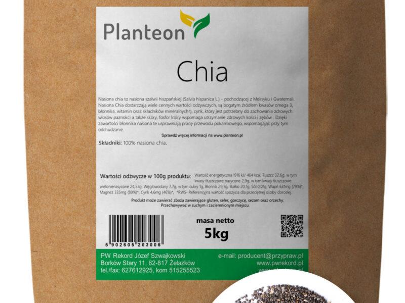 Nasiona chia- dlaczego warto włączyć je do swojej diety?